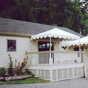 Tent Rental Packages For Backyard Parties Table And