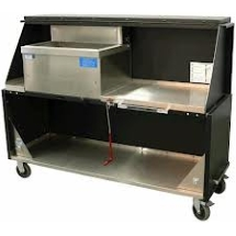 Bar rental from southeast Wisconsin party rental center.