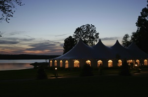 Brookfield party tent rental