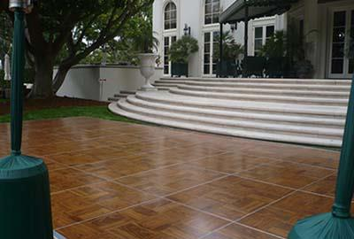 Dance Floor Rental | Party Rentals | Rent Dance Floor For Party ...