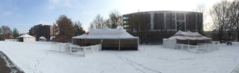 Winter Tent Rentals in Madison, Milwaukee and the Fox Cities