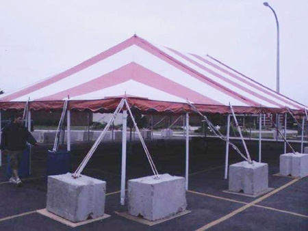 Frame tent rental in Wauwatosa, Wisconsin