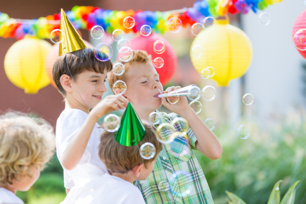 birthday party rental company in Milwaukee & Madison