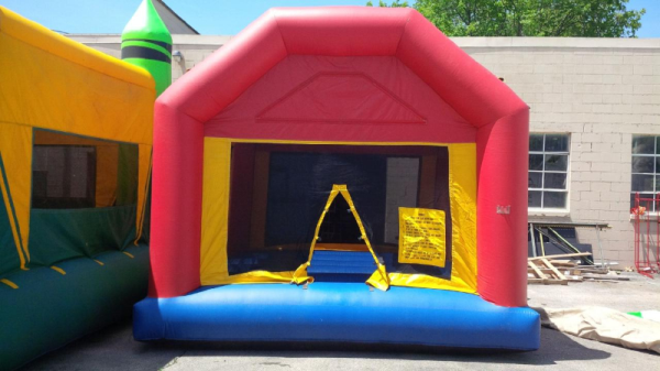 12x12 Inflatable Bounce House