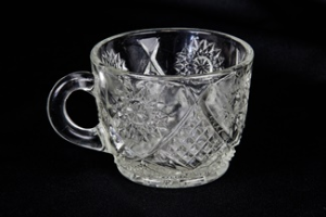 Glass Punch Cup