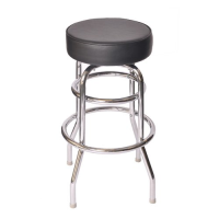 Bar Stool, cushioned