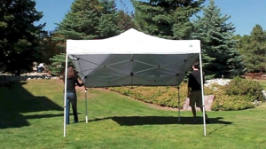 Small rental tents in Brookfield and Madison Wisconsin