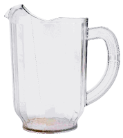 Beer/Water Pitcher for rent in Milwaukee & Madison