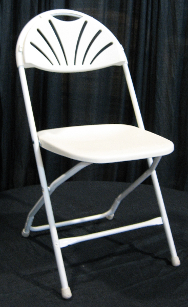 Rent Chairs For Milwaukee Event Chair Rentals Madison  : white folding fanback chair from www.madfoxparty.com size 367 x 600 jpeg 269kB