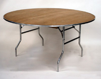 Round Dining Table Rental