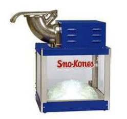 Sno-Kone machine rental Wisconsin