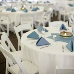 Chair rentals for wedding reception Wisconsin