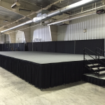 Convention Stage Rental