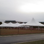 Germantown Company Picnic Event Tent Rental
