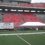 UW Madison Stadium Event Tent