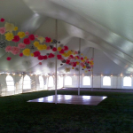 Mequon Wedding Tent Rental