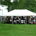 Madison Graduation Party Tent Rental