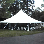 Milwaukee Wedding Tent Rental