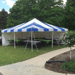 New Berlin Graduation Party Tent Rental