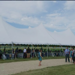 Oshkosh Wedding Tent Rental