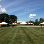 Pop-up Tent Rentals for Racine Fundraiser