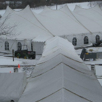 Winter Party Tent Oshkosh