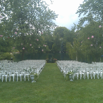 Oshkosh Wedding Chair Rentals