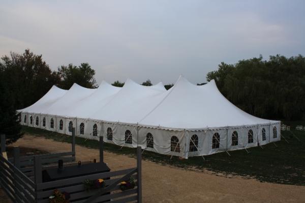 Large Wedding Tent Rentals Wisconsin
