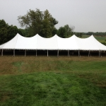 40x120 Wedding Tent Rental Appleton