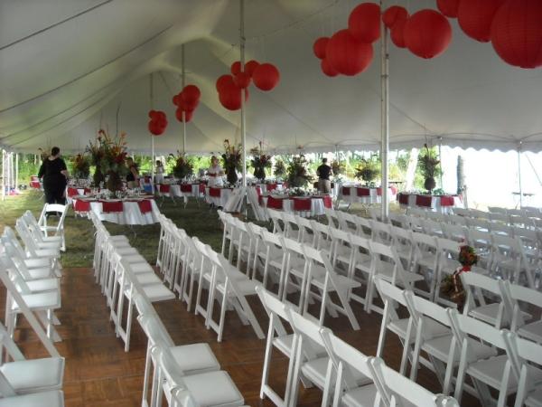 Wedding Tent Rentals White Wedding Tents For Rent