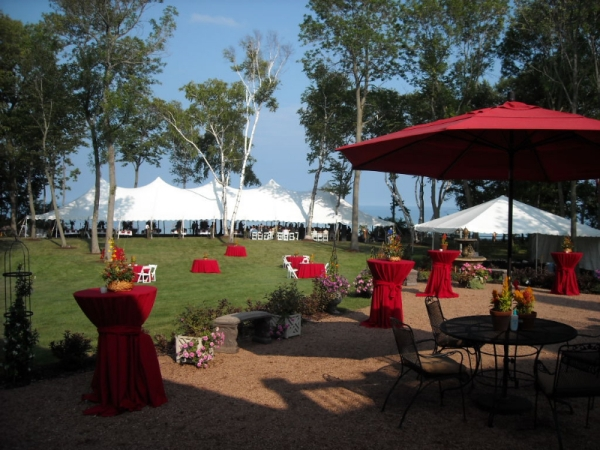 Green Bay Wedding Tent Rental