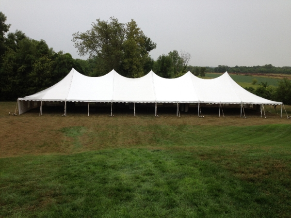 Wedding tent rental large tents for rent white wedding reception 40x120 wedding tent rental appleton junglespirit Images