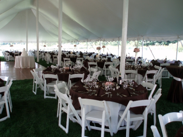 Wedding tent rentals rent tent for reception business renting appleton wedding tent rental junglespirit Images